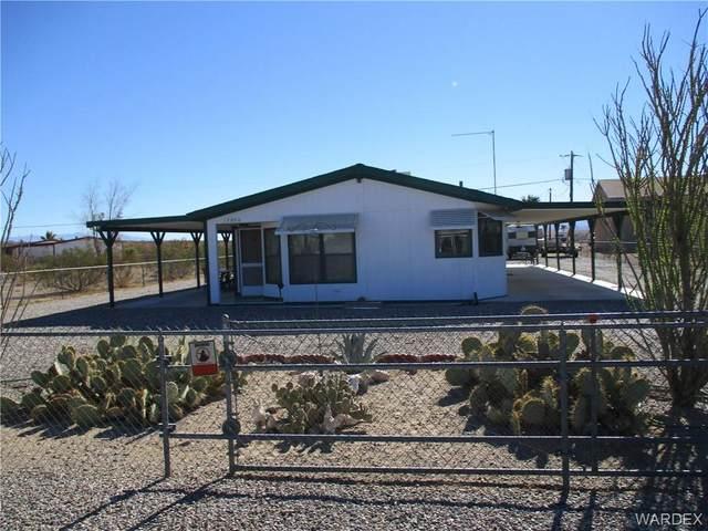 12576 S Apache Pkwy Parkway, Topock/Golden Shores, AZ 86436 (MLS #977724) :: The Lander Team