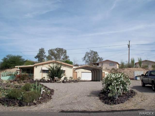 4841 E Tonopah Drive, Topock/Golden Shores, AZ 86436 (MLS #977782) :: The Lander Team
