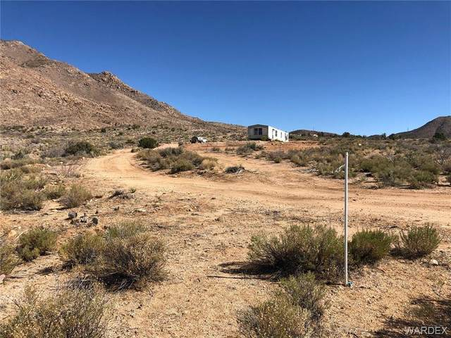 15503 E Silver Buckle Drive, Kingman, AZ 86401 (MLS #977784) :: The Lander Team