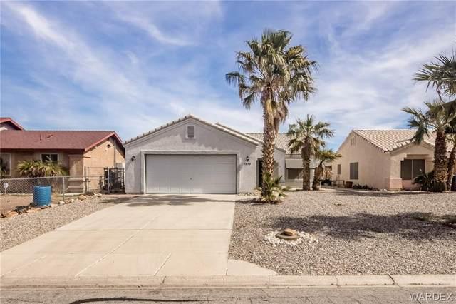 1674 Taylor Road, Bullhead, AZ 86442 (MLS #977811) :: AZ Properties Team   RE/MAX Preferred Professionals