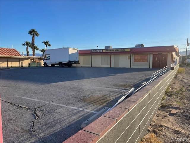 2052 W Highway 95, Bullhead, AZ 86442 (MLS #977863) :: The Lander Team