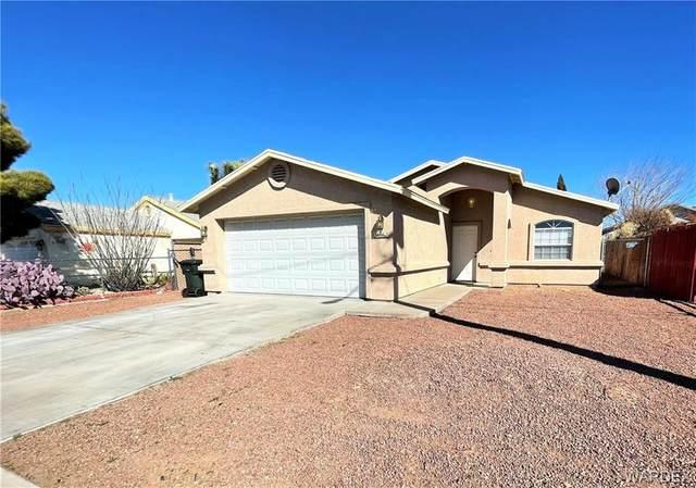 3606 N Willow Road, Kingman, AZ 86409 (MLS #977876) :: AZ Properties Team | RE/MAX Preferred Professionals