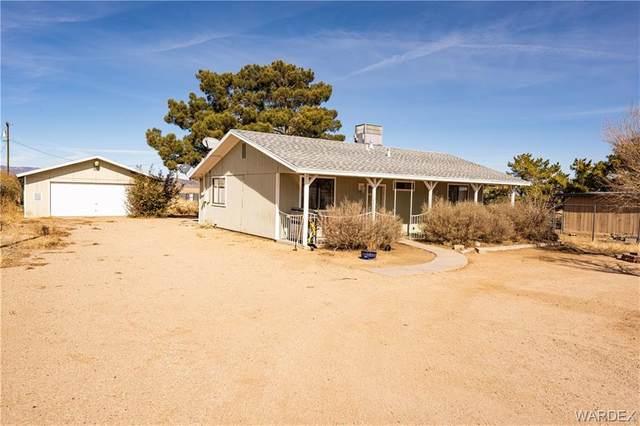 5877 N. Highway 66, Kingman, AZ 86401 (MLS #977901) :: The Lander Team