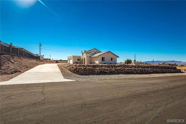 4270 San Jose Road, Bullhead, AZ 86429 (MLS #977906) :: The Lander Team