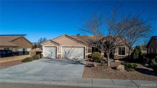 4047 Italia Avenue, Kingman, AZ 86401 (MLS #977911) :: The Lander Team