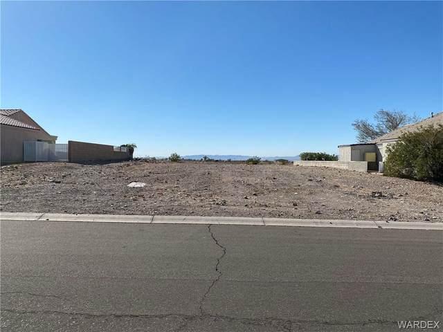 2344 Shadow Canyon Drive, Bullhead, AZ 86442 (MLS #977920) :: The Lander Team