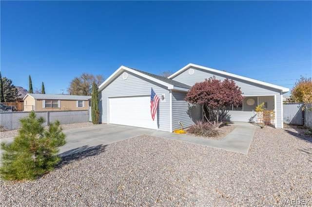 3163 E Mcvicar Avenue, Kingman, AZ 86409 (MLS #977925) :: The Lander Team