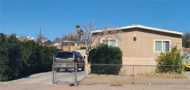 1629 Ramar Road, Bullhead, AZ 86442 (MLS #977932) :: The Lander Team