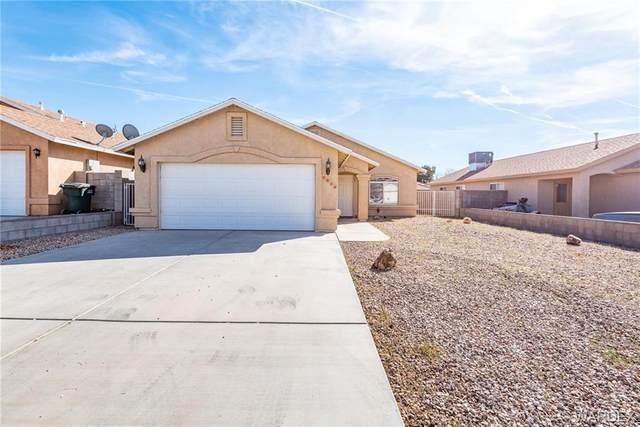 2716 Phoenix Avenue, Kingman, AZ 86401 (MLS #977936) :: The Lander Team