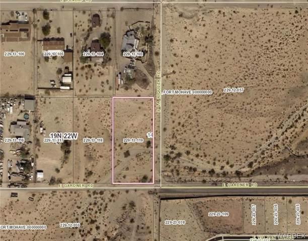 1865 E Gardner Road, Fort Mohave, AZ 86426 (MLS #977937) :: The Lander Team