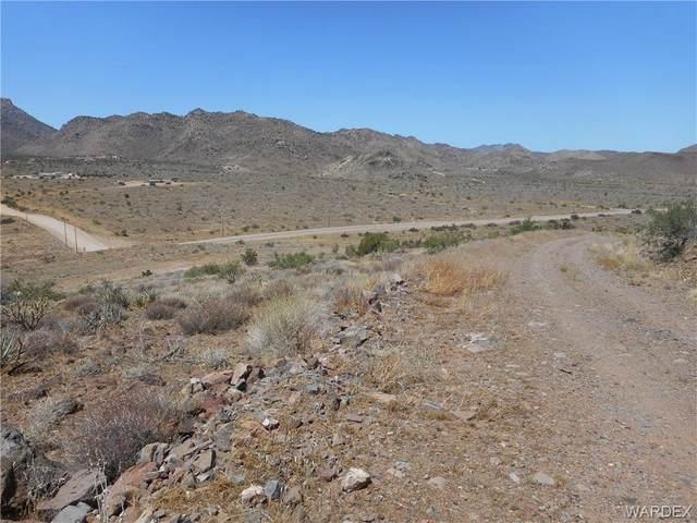 TBD Stockton Hill Road, Kingman, AZ 86409 (MLS #978033) :: The Lander Team