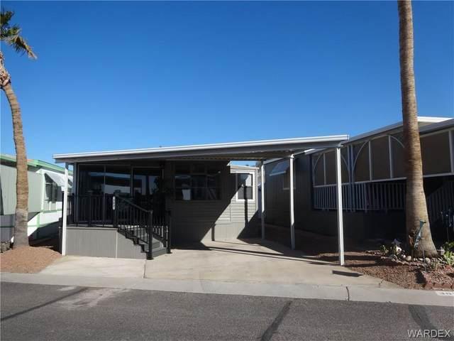 2000 Ramar  #383 Road, Bullhead, AZ 86442 (MLS #978066) :: AZ Properties Team | RE/MAX Preferred Professionals