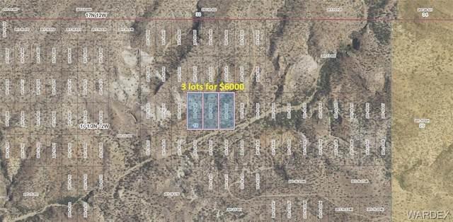 3 lots Tbd, Wikieup, AZ 85360 (MLS #978069) :: AZ Properties Team | RE/MAX Preferred Professionals