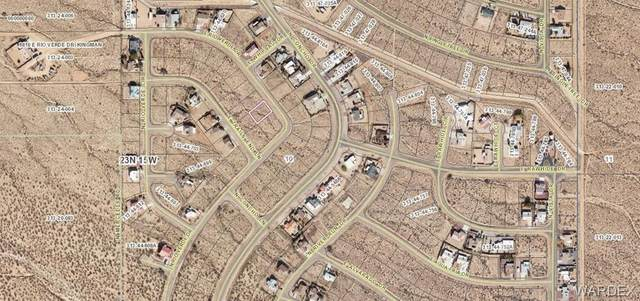 6932 E Rio Verde Drive, Kingman, AZ 86401 (MLS #978076) :: AZ Properties Team   RE/MAX Preferred Professionals