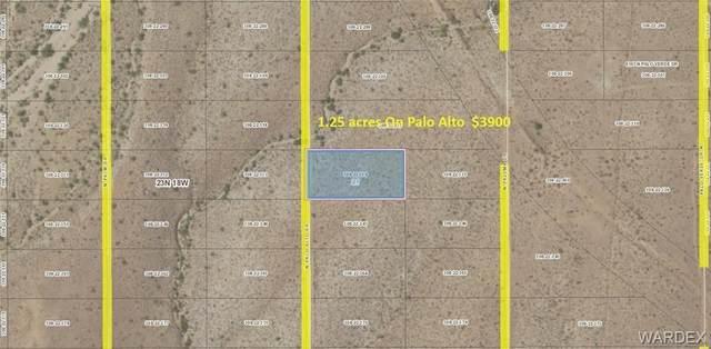Lot 377 N Palo Alto Drive, Chloride, AZ 86431 (MLS #978089) :: AZ Properties Team | RE/MAX Preferred Professionals