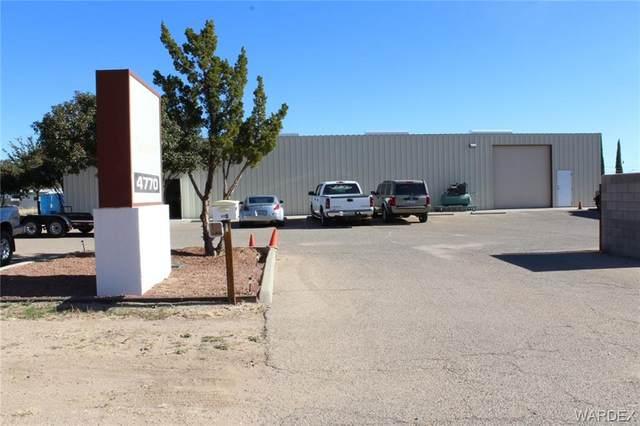 4770 N Stockton Hill Road, Kingman, AZ 86409 (MLS #978107) :: AZ Properties Team | RE/MAX Preferred Professionals
