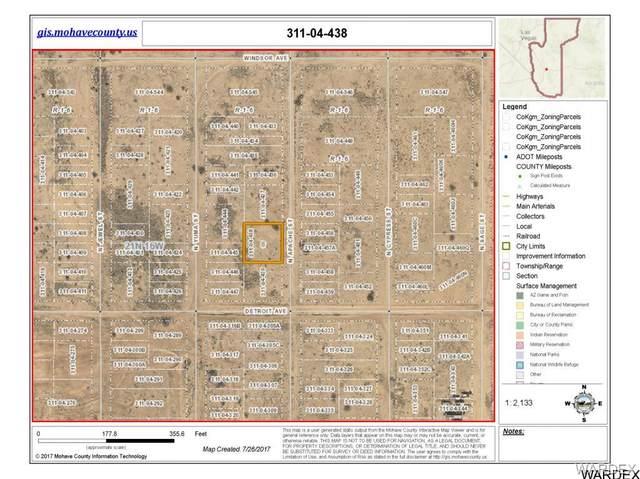 TBD N Apache Street, Kingman, AZ 86401 (MLS #978165) :: AZ Properties Team | RE/MAX Preferred Professionals