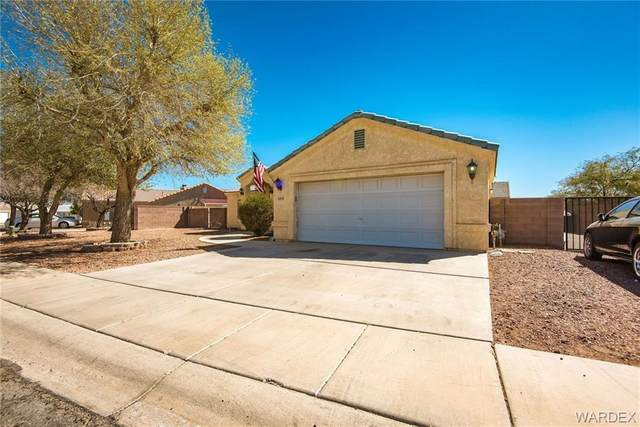 2424 E Palo Verde Drive, Mohave Valley, AZ 86440 (MLS #978301) :: The Lander Team