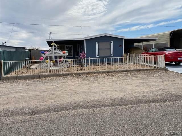 1370 Stony Drive, Fort Mohave, AZ 86426 (MLS #978315) :: The Lander Team