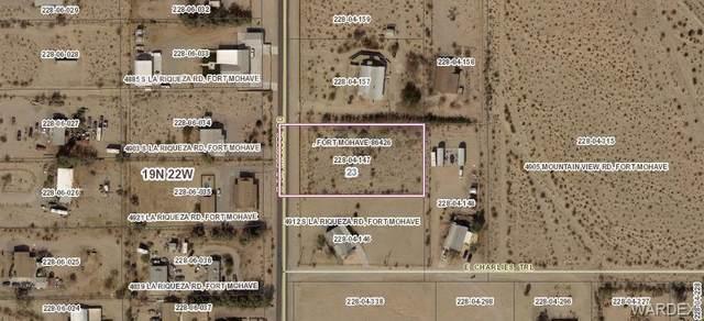 00 S La Riqueza Road, Fort Mohave, AZ 86426 (MLS #978329) :: The Lander Team