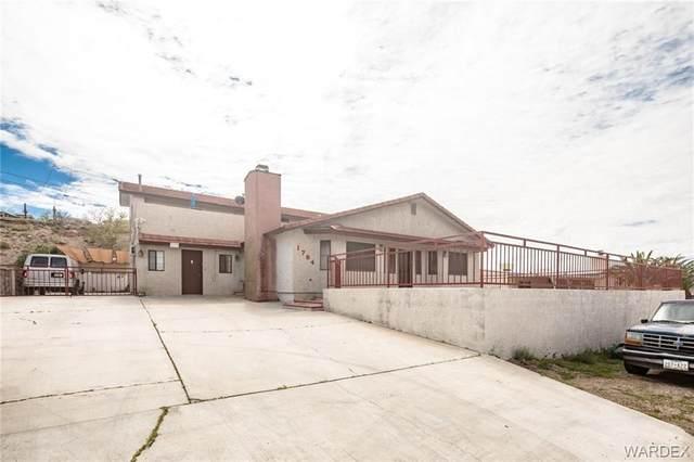 1784 Dorado Drive, Bullhead, AZ 86442 (MLS #978336) :: The Lander Team