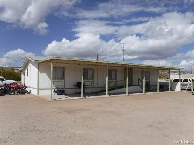 75 E Galloway Drive, Meadview, AZ 86444 (MLS #978366) :: The Lander Team