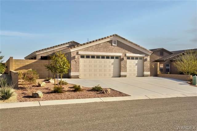 2682 Canyon Park Drive, Bullhead, AZ 86442 (MLS #978376) :: The Lander Team
