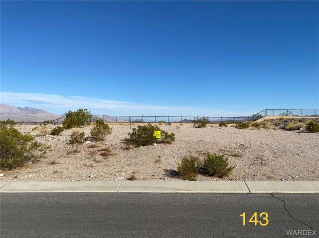 3251 Esmerelda Drive, Bullhead, AZ 86429 (MLS #978449) :: The Lander Team
