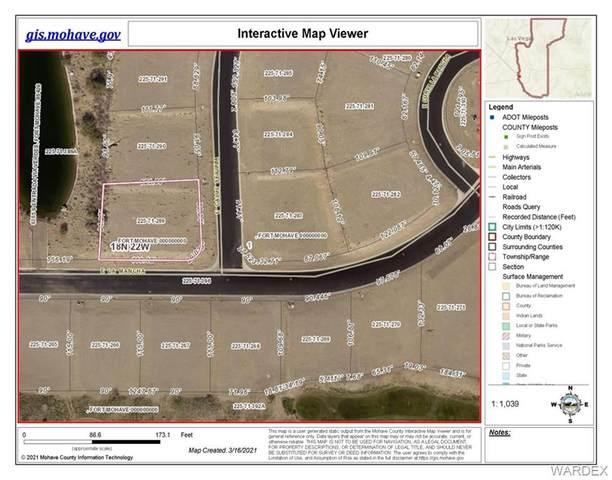 289 E Calle Sevilla, Fort Mohave, AZ 86426 (MLS #978466) :: The Lander Team