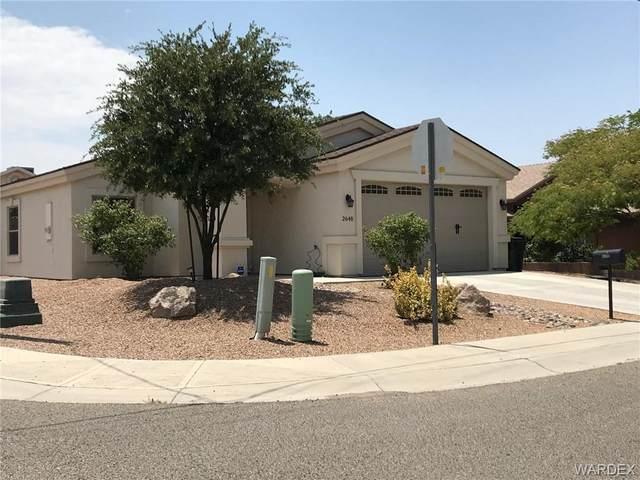 2648 Emerson Avenue, Kingman, AZ 86401 (MLS #978479) :: The Lander Team
