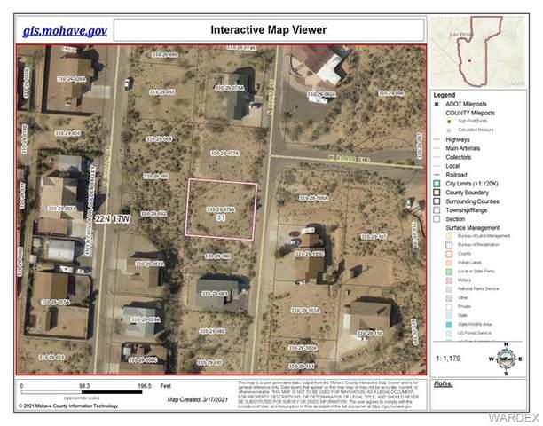 TBD N Bluff Street, Golden Valley, AZ 86413 (MLS #978492) :: AZ Properties Team | RE/MAX Preferred Professionals