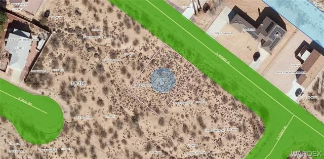 7066 E Concho Place, Kingman, AZ 86409 (MLS #979577) :: The Lander Team