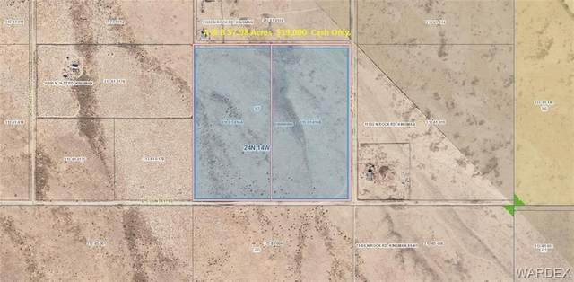 2 lots E Country Road, Kingman, AZ 86409 (MLS #979594) :: AZ Properties Team | RE/MAX Preferred Professionals