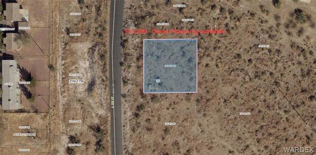 Lots 7 8 9 10 S 6th Street, Kingman, AZ 86401 (MLS #979600) :: The Lander Team