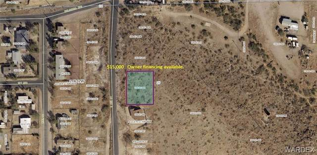 Lots 11 12 13 14 15 S 6th Street, Kingman, AZ 86401 (MLS #979601) :: The Lander Team