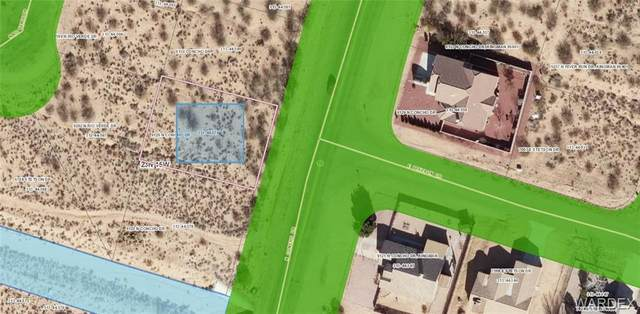 9126 N Concho Drive, Kingman, AZ 86401 (MLS #979618) :: The Lander Team