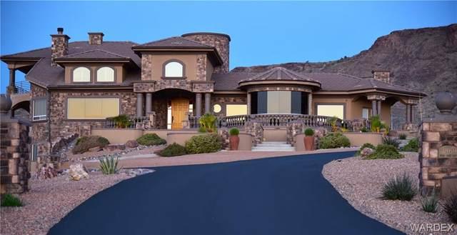 3969 N Stone Creek Road, Kingman, AZ 86409 (MLS #979674) :: The Lander Team