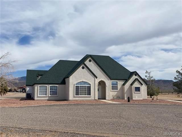 2694 W Oatman Highway, Golden Valley, AZ 86413 (MLS #979684) :: AZ Properties Team | RE/MAX Preferred Professionals
