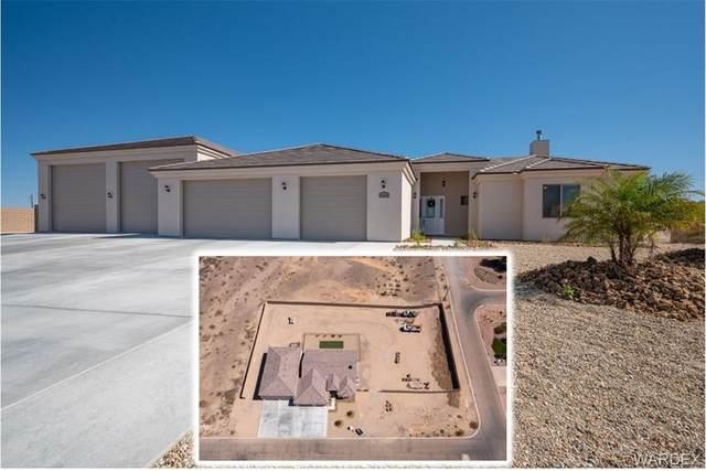 4154 S Nicholas Drive, Fort Mohave, AZ 86426 (MLS #979696) :: The Lander Team