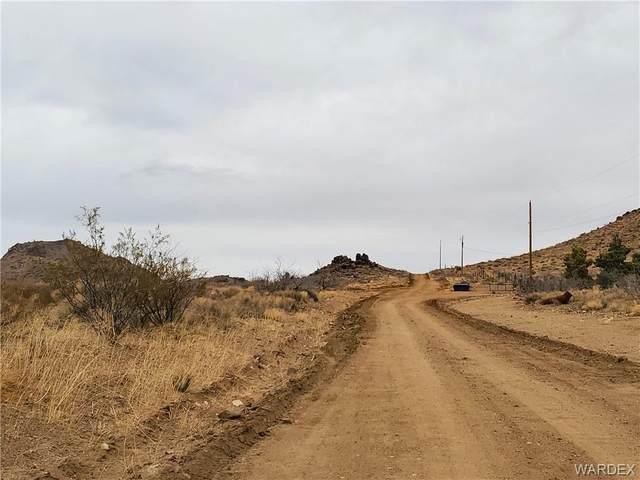TBD N Cherum Road, Kingman, AZ 86409 (MLS #979736) :: The Lander Team