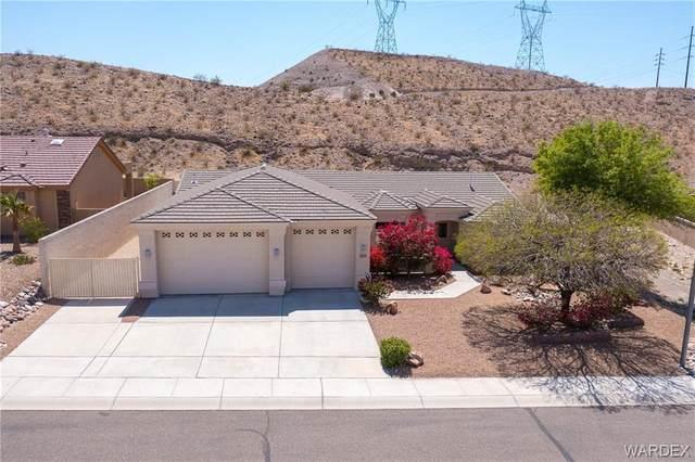 2828 Enclave Drive, Bullhead, AZ 86429 (MLS #979773) :: The Lander Team