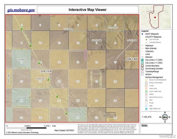 0 E Mori Drive, Kingman, AZ 86401 (MLS #979775) :: AZ Properties Team | RE/MAX Preferred Professionals