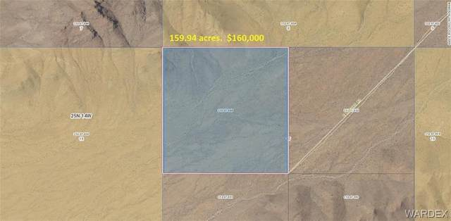 159.94 acres Foster Boulevard, Kingman, AZ 86409 (MLS #979831) :: AZ Properties Team | RE/MAX Preferred Professionals