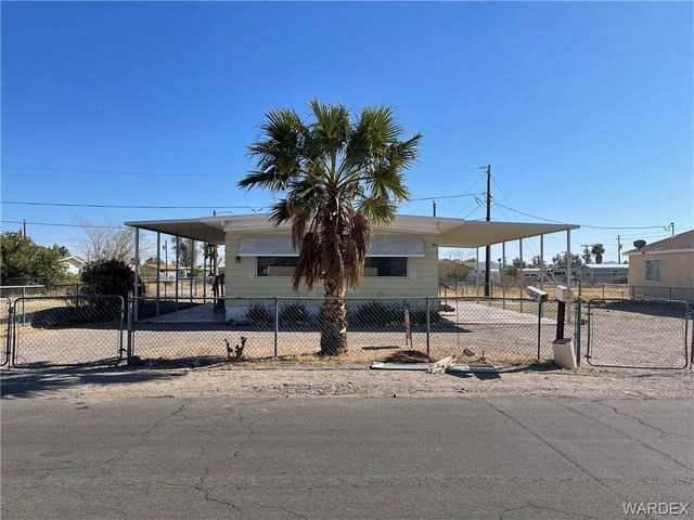 396 Rio Grande Way, Bullhead, AZ 86442 (MLS #979840) :: The Lander Team