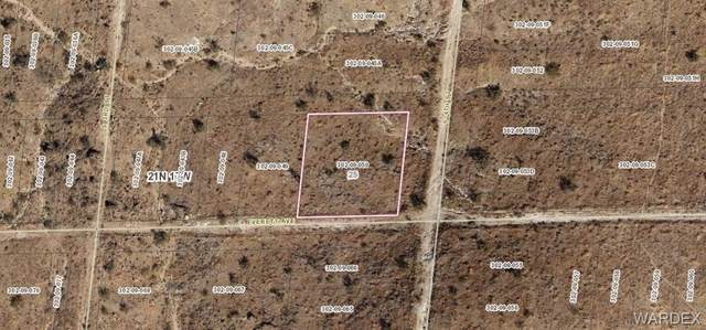 TBD Everett Avenue, Kingman, AZ 86401 (MLS #979868) :: The Lander Team