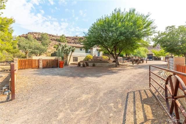 1720 N Clack Canyon Road, Kingman, AZ 86409 (MLS #979898) :: The Lander Team