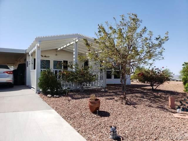 2350 Adobe Road #127, Bullhead, AZ 86442 (MLS #979902) :: The Lander Team