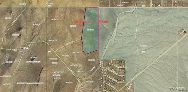 Parcel 8 W 12th Street, Dolan Springs, AZ 86441 (MLS #979922) :: AZ Properties Team | RE/MAX Preferred Professionals