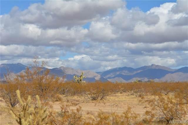 Lots 23, 59, 60 S Cameron Road, Yucca, AZ 86438 (MLS #979932) :: The Lander Team