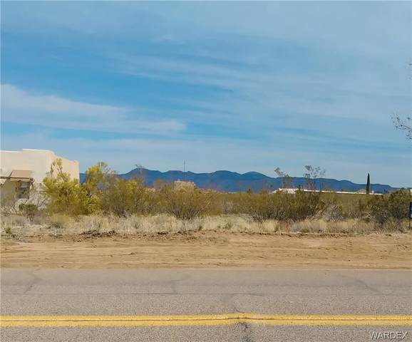 7205 E Concho Drive, Kingman, AZ 86401 (MLS #979985) :: The Lander Team